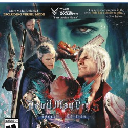 Devil May Cry 5 Special Edition - PS5