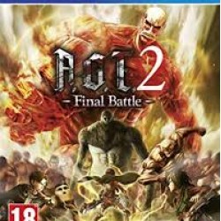 Attack On Titan 2 (A.O.T) Final Battle PS4