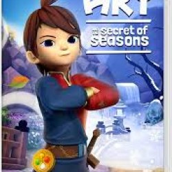 Ary And The Secret Of Seasons Nintendo Switch