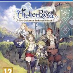 Atelier Ryza Ever Darkness & the Secret Hideout PS4