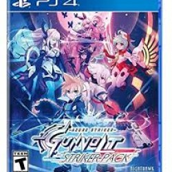 Azure Striker Gunvolt Striker Pack PS4