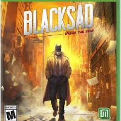 Blacksad Under The Skin Limited Edition- Xbox One