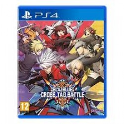BlazBlue Cross Tag Battle Special Edition- PS4
