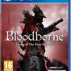 Bloodborne Game Of The Year (GOTY)- PS4