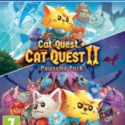 Cat Quest 2 Pawsome Pack- PS4