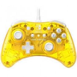 Comando com Fios PDP Rock Candy Amarelo - Nintendo Switch