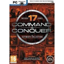 Command and Conquer Ultimate Edition(Digital)- PC