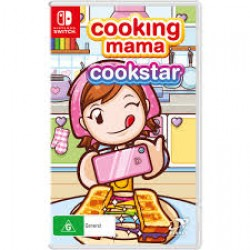 Cooking Mama Cookstar- Nintendo Switch