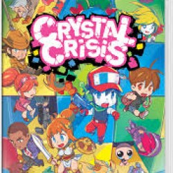Crystal Crisis- Nintendo Switch