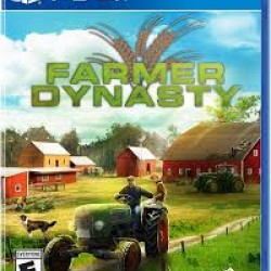Farmers Dynasty (Usado) - PS4