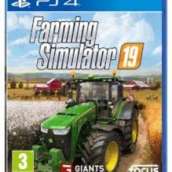 Farming Simulator 19 - PS4
