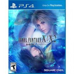 Final Fantasy X & X-2 HD Remastered - PS4