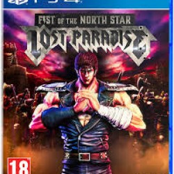 Fist Of The North Star Lost Paradise - PS4