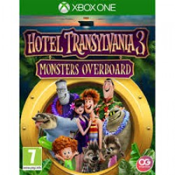 Hotel Transylvania 3 Monsters Overboard - Xbox One