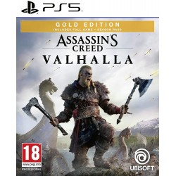 Assassin's Creed Valhalla - Gold Edition - PS5
