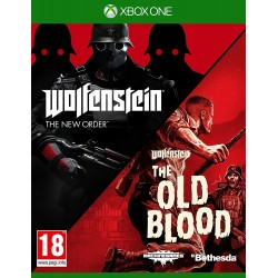 Wolfenstein The New Order & The Old Blood PACK - Xbox One