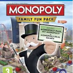 Hasbro Monopoly Family Fun Pack - PS4