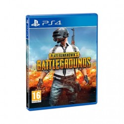PLAYER UNKNOWN'S BATTLEGROUNDS - PS4