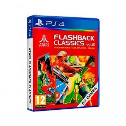 ATARI FLASHBACK CLASSICS VOLUME 2 - PS4