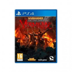 WARHAMMER: THE END TIMES VERMINTIDE - PS4