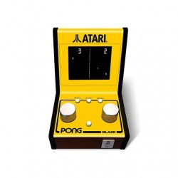Consola ATARI 5 GAME MINI PADDLE ARCADE- Retro