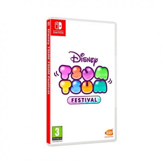 TSUM TSUM FESTIVAL - Nintendo Switch - Estratégia - VideoJogo.pt