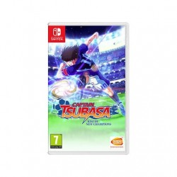 Captain Tsubasa Rise of New Champions-Nintendo Switch