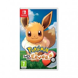 POKEMON LETS GO EEVEE - Nintendo Switch
