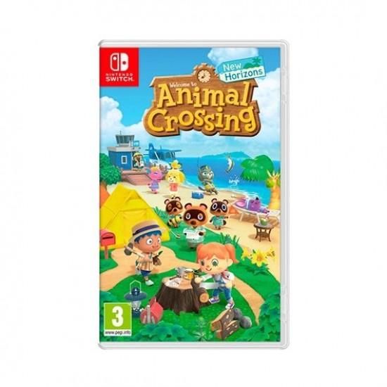 Animal Crossing New Horizons - Nintendo Switch - Simulação - VideoJogo.pt