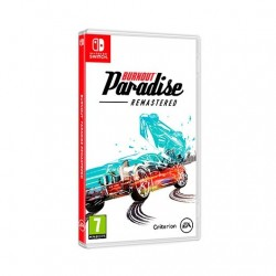 BURNOUT PARADISE REMASTERED - Nintendo Switch