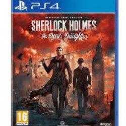 Sherlock Holmes The Devil's Daughter - PS4